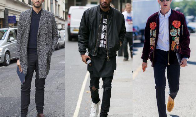 Moda Masculina: Tendências para 2017