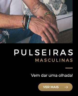 Key Design - Pulseiras Masculinas