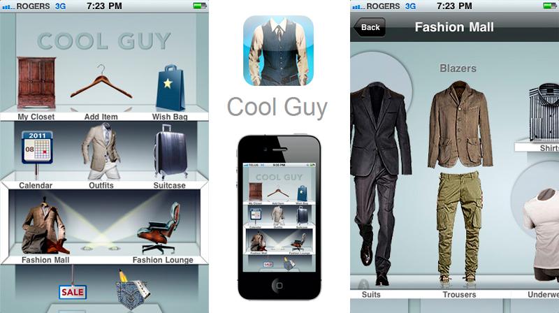 aplicativos homens