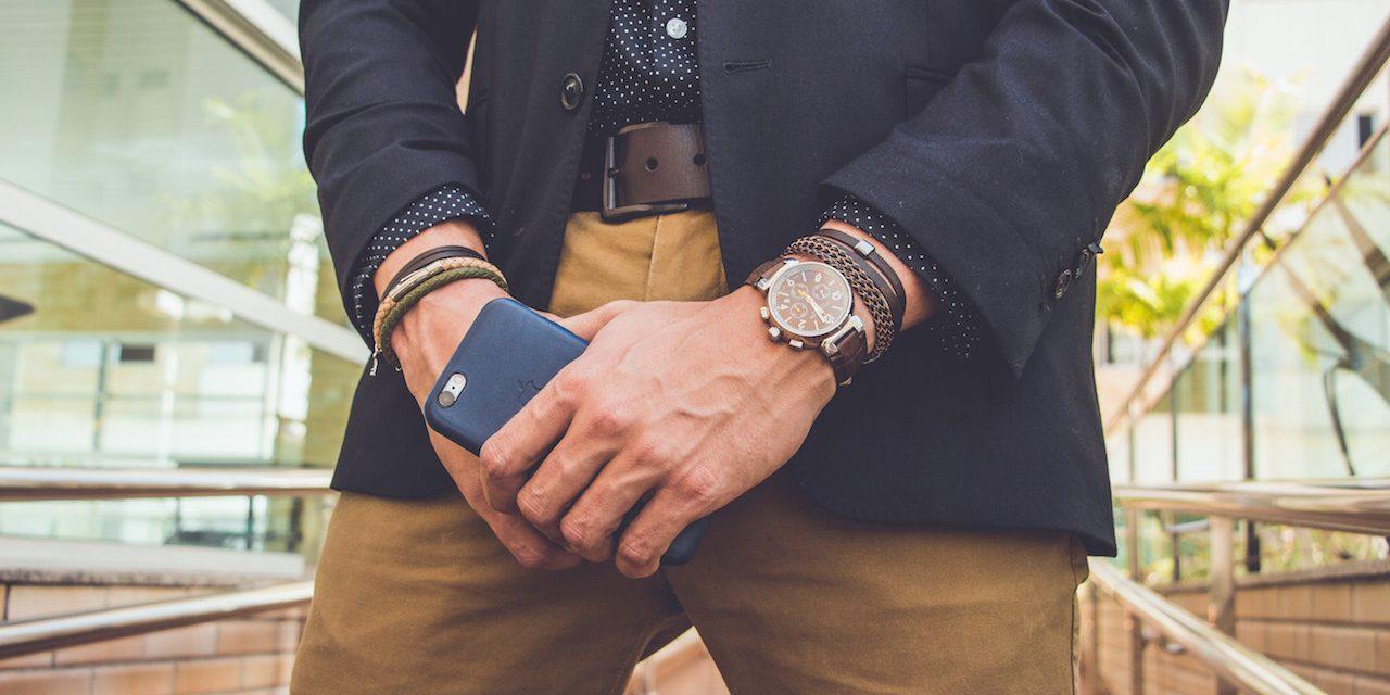 8 dicas para usar acessórios masculinos em couro