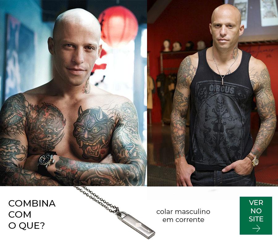 13 estilos de tatuagens masculinas que você precisa conhecer 8b10db98a6e