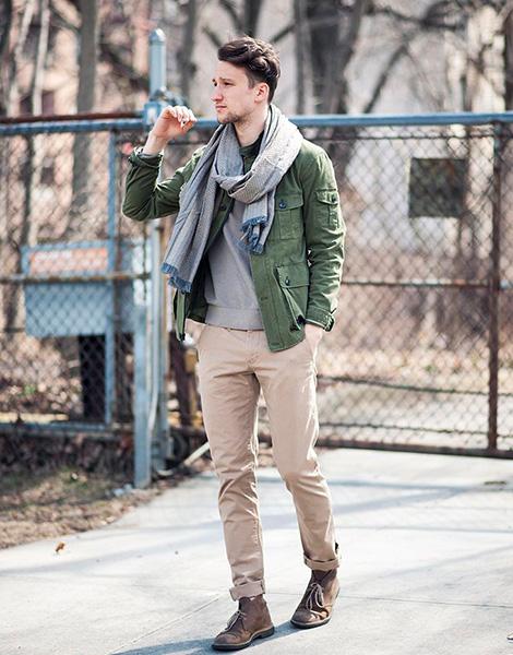 estilo masculino