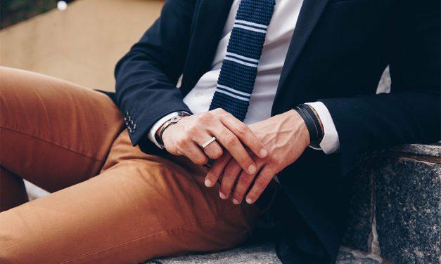 Como ser um gentleman sem parecer chato?