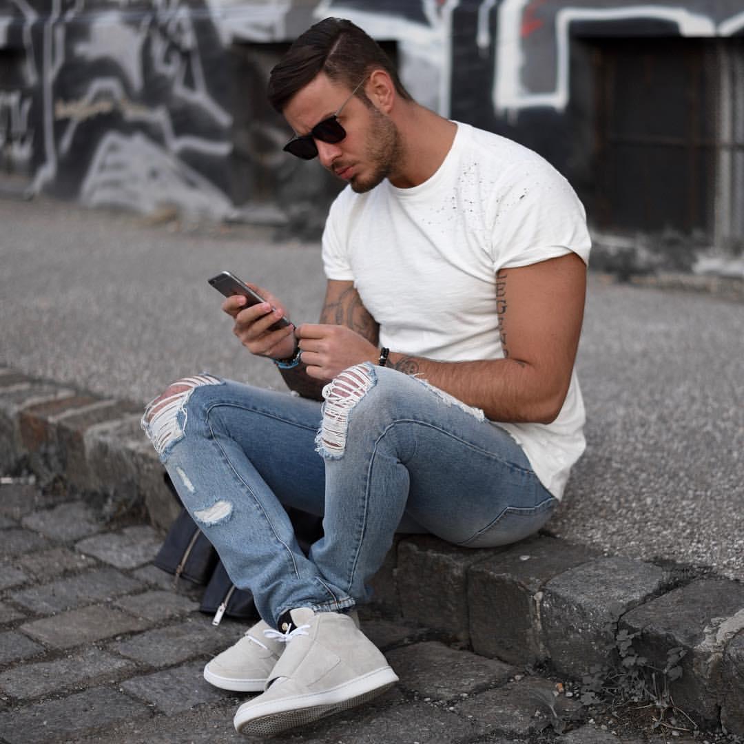 e72d6610bd Homens estilosos do instagram  10 perfis para você seguir já