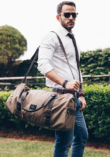 bolsa masculina