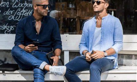 Apresentamos as novidades da moda masculina primavera verão