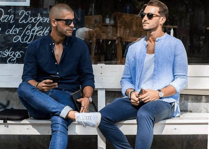 Apresentamos as novidades da moda masculina primavera verão 664f44d7e4aca