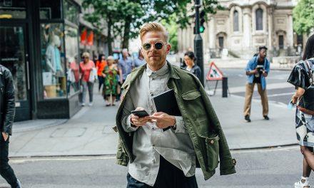 Roupas masculinas na moda: o que está em alta no exterior?
