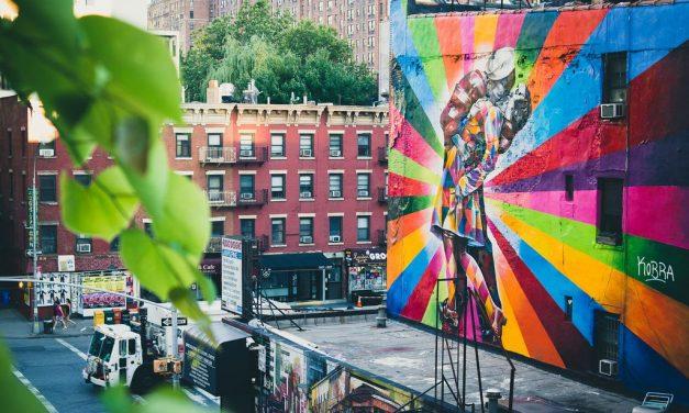 Selecionamos 10 grafiteiros brasileiros para você conhecer