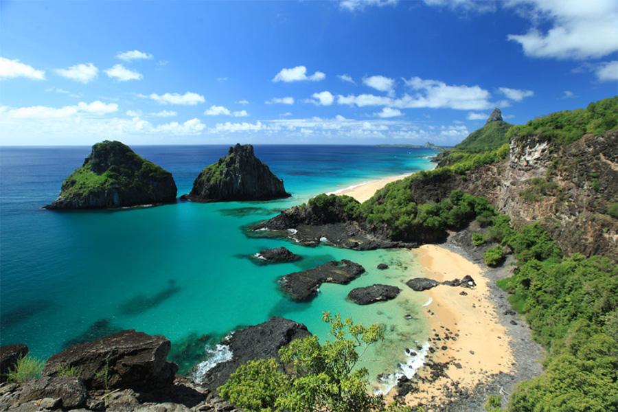 As praias do nordeste brasileiro que encantam qualquer turista