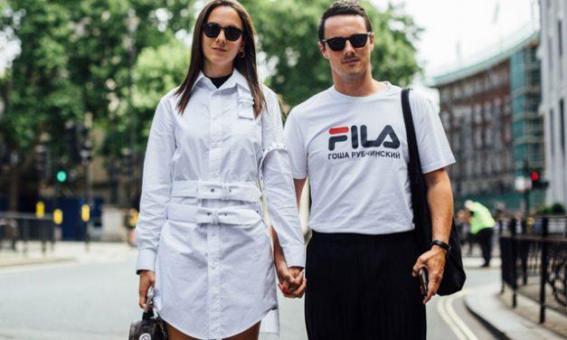 Logomania: conheça a tendência que está de volta nas ruas e passarelas