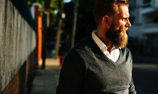 Descubra por que você deve deixar sua barba crescer