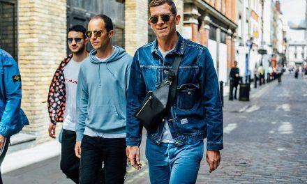 Pochete masculina: moda ou breguice?