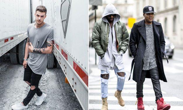 Oversized masculino: como entrar nessa moda?