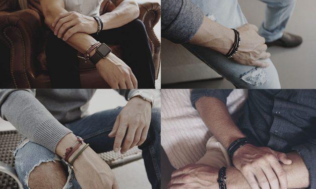 Você sabe como escolher pulseiras masculinas?