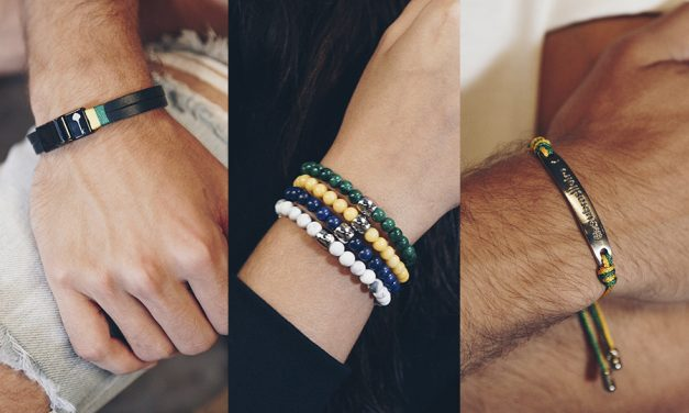 Copa do Mundo 2018: Conheça nossa coleção especial de pulseiras